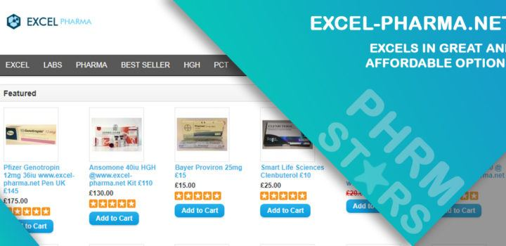 Excel-pharma net Review – Excels in Great and Affordable Options