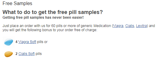 Generic Pills Shop Free Sample Pills